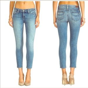 Anthropologie Cropped Paige Jean